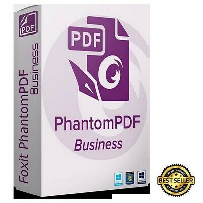 Foxit Phantom pdf ✅Lifetime Activation