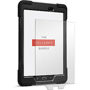 """Cellairis  Screen Protector for SS Tab A 10.1"""" (5pc/pack bulk ) RAPTURE RUGGED"""