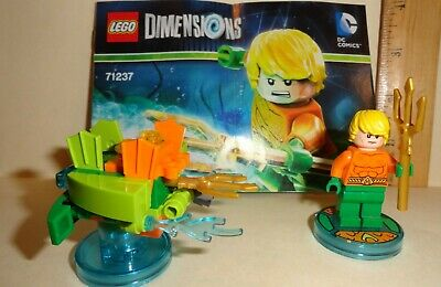 LEGO BESTPRICE NEW DIMENSIONS AQUAMAN FUN PACK TOY TAG GIFT 71237