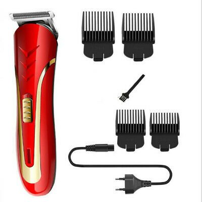 Kemei Mens Professional Hair Clipper Trimmer Barber Hair Cutting Machine KM-1409
