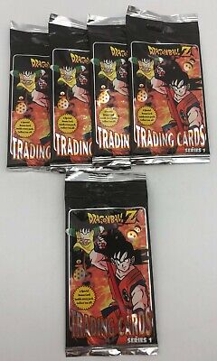 1x DRAGON BALL Z ARTBOX BOOSTER BOX SERIES 1 SEALED 24 PACKS AUTHENTIC LICENSED