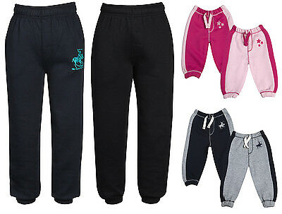 Fila Garçons Enfants Jogging Sweat à Enfiler Pantalon