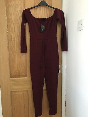 BNWT  Size 10 Great Quality Jeuvre Play Suit// Jump Suit