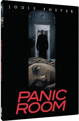 PANIC ROOM DVD - great condition - free postage in uk