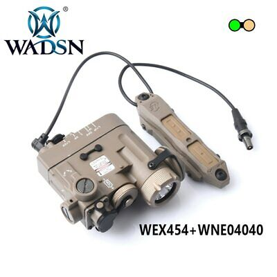 WADSN Tactical Augmented Pressure Switch for Surefire and PEQ BLACK