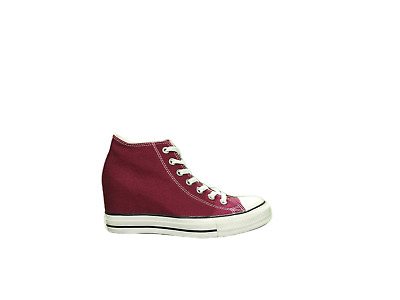 SCARPA CONVERSE CT Lux Mid Maroon Blu Donna Sneakers 547199C