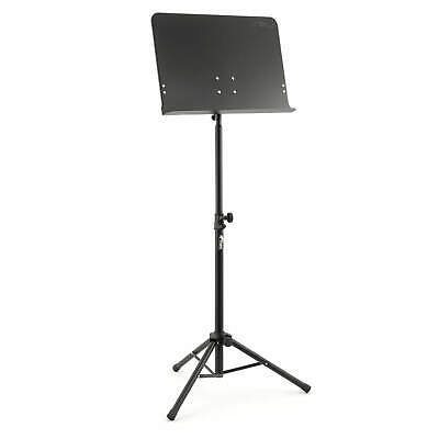 Genuine Tiger Orchestral Music Stand - Heavy Duty Adjustable Sheet Music Stand
