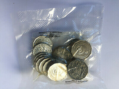 2017 10c unopened security bag 40 uncirculated coins