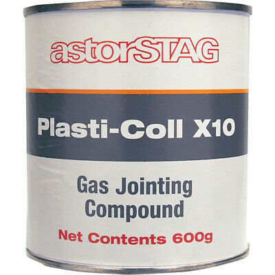 Stag Plas-coll X10 Gas Joint 600gm Can