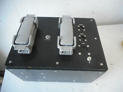 Comau -- Interface Breakout Box - 18815880 -- Robotic Control