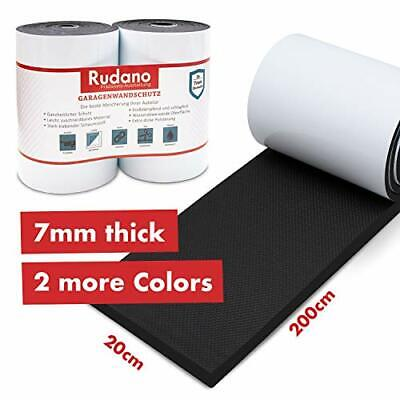 RUDANO wall protection - Self-adhesive foam for garages Wall protection - Door