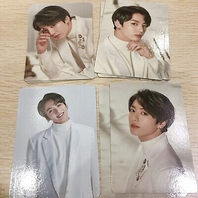Official Md Bts Map Of The Soul Mots Tou Mini Photocard Jungkook