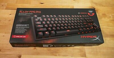 HYPERX ALLOY FPS Pro Mechanical Gaming Keyboard US English