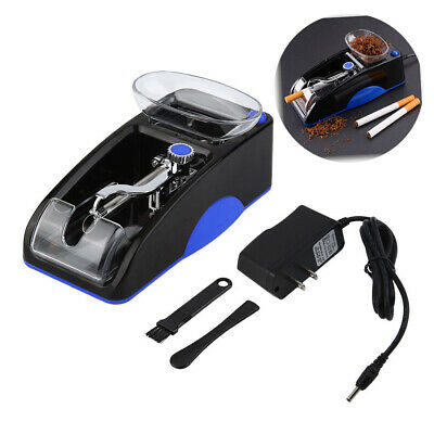 Electric Cigarette Rolling Machine Automatic Tobacco Injector Maker Roller