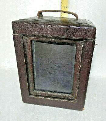 Antique Carriage Clock Case Only