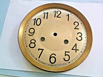 Phs Face From An Old  Wall Clock  Ref Vi45