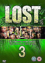 Lost - Season 3 [DVD], Acceptable, DVD, FREE & FAST Delivery