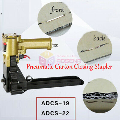 Pneumatic Sealing Machine Carton Box Staplers Nail Gun Air Packing Machine