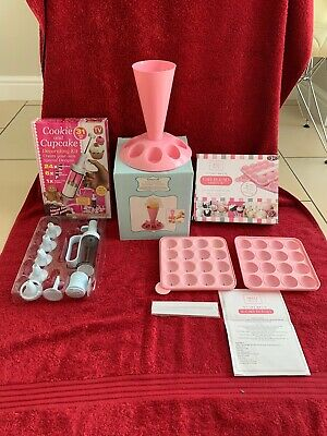 Selection Of Cake / Cookie Decorating, Making Kits Boxed
