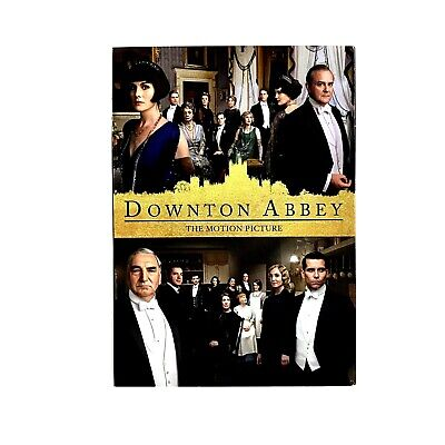 Downtown Abbey the Movie (DVD, 2019)