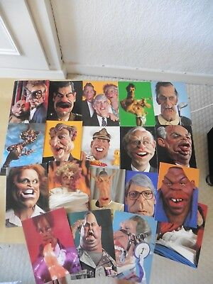 Spitting Image Birthday Cards