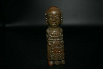 A Very Beautiful Ancient Egyptian Jasper Stone Idol/Statue from Ancient Egypt