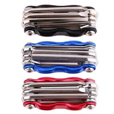 7in1 Bike Bicycle Repair Tool Kit Hex Wrench Set Screwdriver Tool