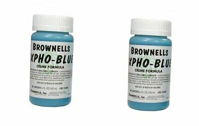 Brownell Oxpho-Blue Professional Grade Cold Blue Formula High quality New