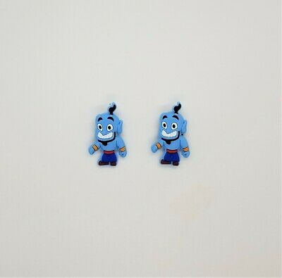 Goomba Croc Shoe Charms Wristband Charms Shoe Lace Adapter Charms Generic Handmade Set of 2