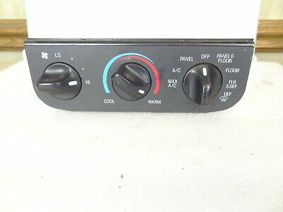 Navigator  99-03 F-150 Heat AC Control P//N YL3H-19E764-A 99 00 01 02 Expedition