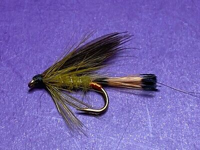 Fly Fishing Boxed selection of Humongous//humungus Trout Lures #211