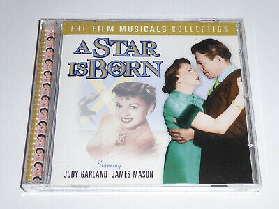 A Star Is Born - Musical Soundtrack - Judy Garland - CD ALBUM - EXCEL CONDITION