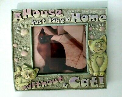 My Cat /& Me Picture Frame 3.5 x 5