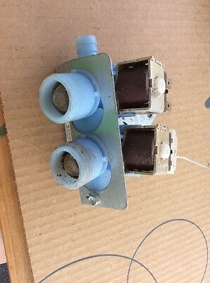 Whirlpool W10356257 Water Inlet Valve Washer Mdl WTW4950XW2 Part {AG};
