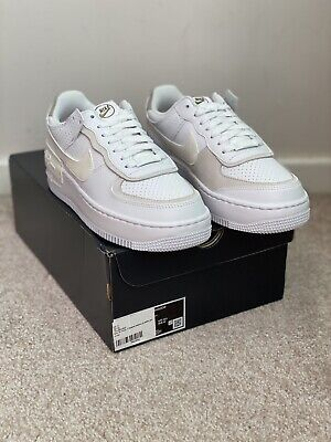 Nike Air Force 1 Shadow White Sail Stone Atomic Pink Size Uk5 Brand New 125 00 Picclick Uk Nike adds a splash of atomic pink to air force 1 '07: picclick uk