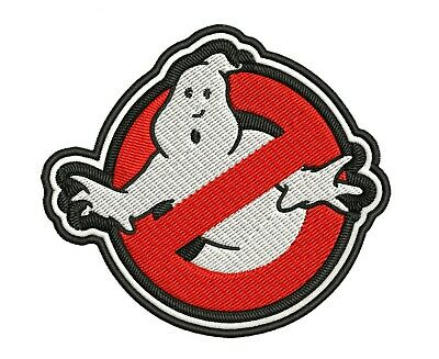 1Ghostbusters.Embroidery patch 4 options