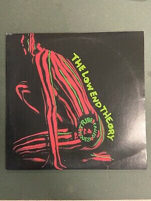 14 24x36 A Tribe Called Quest The Low End Theory Hip Hop Cover Silk Poster Y-457