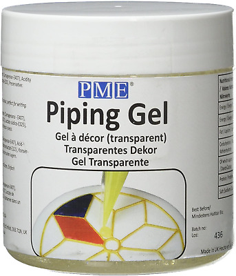 PME 325g Piping Gel Cake Baking Icing Decorating