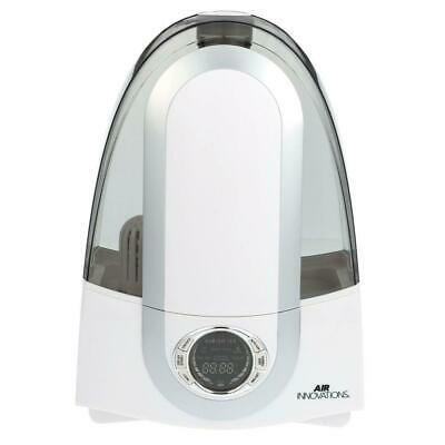 400 sq ft Air Innovations MH-512 Ultrasonic Cool Mist Humidifier 80hr NEW