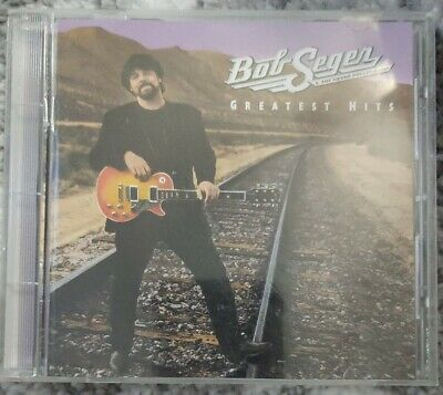 Greatest Hits (1994) by Bob Seger & the Silver Bullet Band [CD - Capitol]