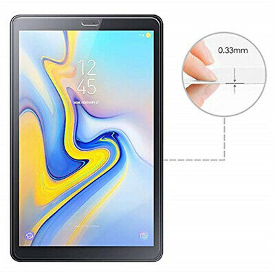 For Samsung Galaxy Tab A2 2018 T590 T595 Tempered Glass Screen Protector Lot New