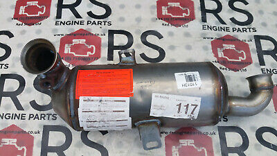 PEUGEOT 308 1.6D Diesel Particulate Filter DPF 07 to 11 Soot BM 1611322980 New