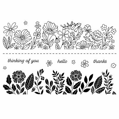 CTMH NEW Lifetime Stamp Set NIP new in package B1347 Close to My Heart Cling Set Cardmaking Card Scrapbooking