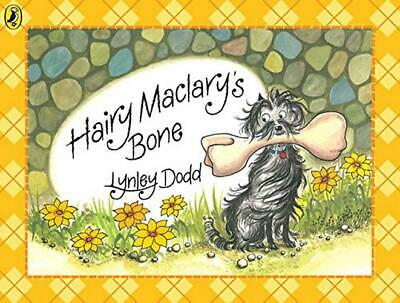 Hairy Maclary's Bone (Hairy Maclary and Friends) by Lynley Dodd, NEW Book, FREE
