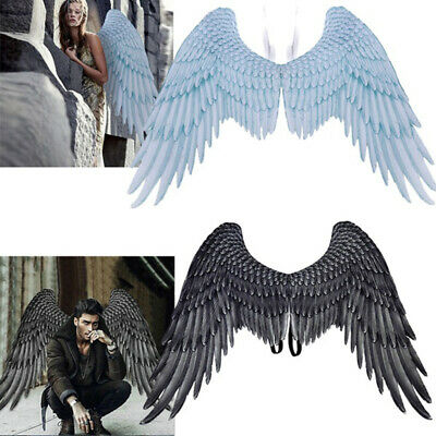 Cosplay Wing Mistress Evil Angel Wings Halloween Costumes Props Decoration ^
