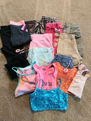 Lot Of 16 PIECES-- GIRLS 12 / 14 MIXED LOT-SUMMER/ FALL - LOOK!!!@@@@