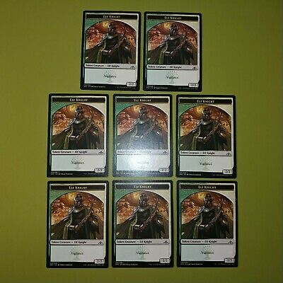 4x undici Knight TokenNM//MGuilds of RavnicaMagic MTG