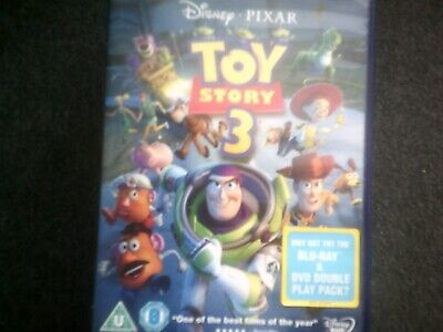Toy Story 3*Dvd*Family Film*Animation*Rated U