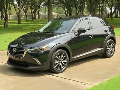 2016 Mazda CX-3 Grand Touring Perfect Carfax Heated Leather Seats Moonroof Navigation Headsup MSRP New $25890