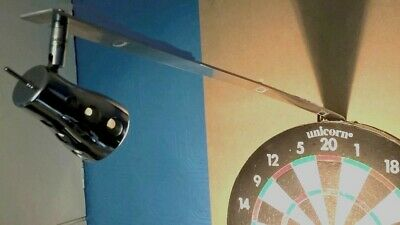 tournaments or practice.B ideal league's Dart board light kit Traditional
